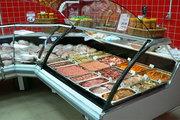 Холодильное оборудование для мясного магазина: виды, особенности