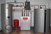 Отопление дома: система открытого типа