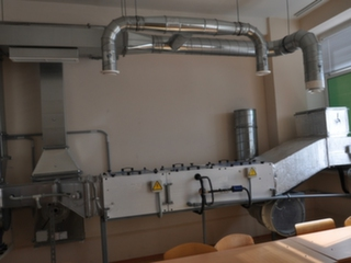 ЛГТУ - Лаборатория вентиляция